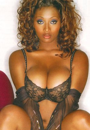 Toccara Jones Model Nude