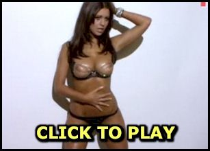 Holly Peers topless video