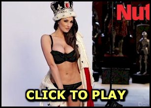 Lucy Pinder is the queen of boobs video