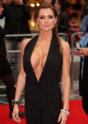 Nicola McLean ridiculous cleavage
