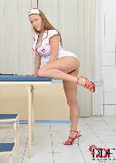 Busty Viola Nurse
