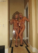 Kelly Madison and Brandi Love