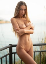 Naked Outdoor Photoshoot