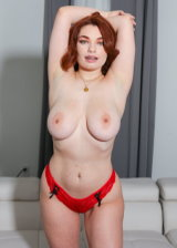 Sexy Red Lingerie