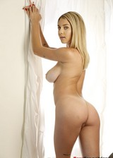 Horny Teen With Beautiful Nipples