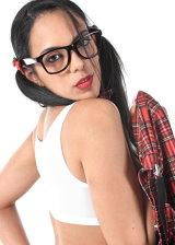 Hot School Girl