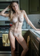 Stripping In Kitchen