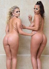 Pink Bikini Babes