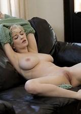 Feeling Naughty On Sofa