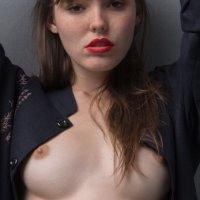 Chloe Avenaim  nackt
