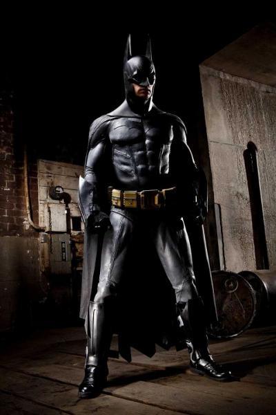 The Dark Knight XXX is Released!