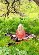 Emily Addison Nude Outdoors
