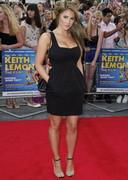 Lucy Pinder Cleavage at Keith Lemon Premiere