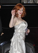 Christina Hendricks Wins Silver at the Emmy Awards