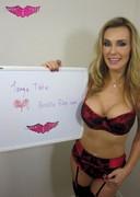 Tanya Tate Loves Boobie Blog!