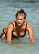 Gemma Atkinson Gives Us a View in Aruba