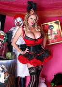 Tit Filled Halloween with Kelly Madison