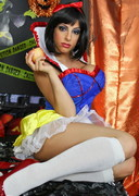 Taylor Stevens as Snow White