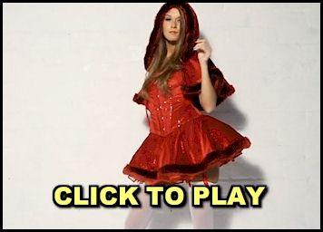 Leanna Decker as Red Riding Hood Video