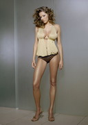 Keeley Hazell Topless Outtakes from 2006