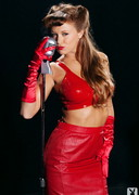 Rock N' Roll Babe Leanna Decker