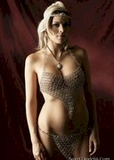 Busty Knight in Chain-Mail