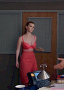 Betty Gilpin Topless on Nurse Jackie