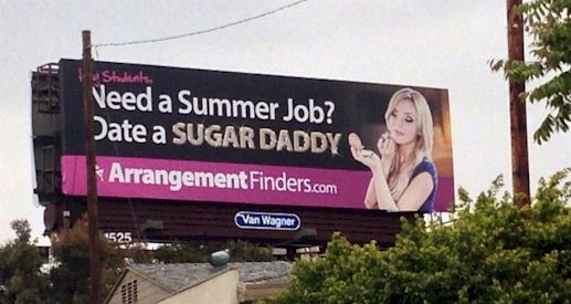 Porn Star Bree Olson on Billboards in LA and Chicago