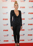 Cleavage at FHM's 100 Sexiest Women in the World Party