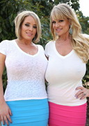 Maggie Green and Kelly Madison Together at Last!