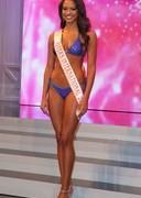Flat Chested Girl Wins Miss Hooters International (Makes Sense..)