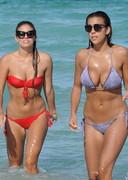 More Bikini Candids of Devin Brugman