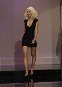 Christina Aguilera Hot on Jay Leno