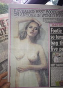 Helen Flanagan Topless for the FIRST TIME!