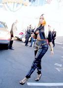 Nicki Minaj Underboob for Ellen