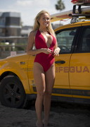 Aisleyne Horgan-Wallace is a Baywatch Babe