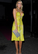Gemma Merna Looking Kinky at Soap Awards