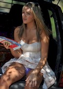 Jodie Gasson on a Road Trip