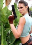 Lana Kendrick is Tomb Raider