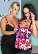 Busty Teachers Carmella Bing and Shyla Stylez