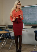 Bridgette B is a Red Hot Teacher!