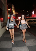 Howe Twins on their Way to the Mansion
