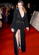 Kelly Brook See Through at 2014 NTAs