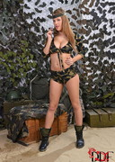 Viola O is an Army Babe