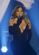 Mariah Carey's Honorable Cleavage