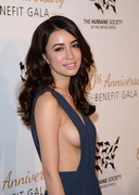 Christian Serratos Sideboob is Humane