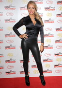 Aisleyne Horgan-Wallace in Super Tight Clothes