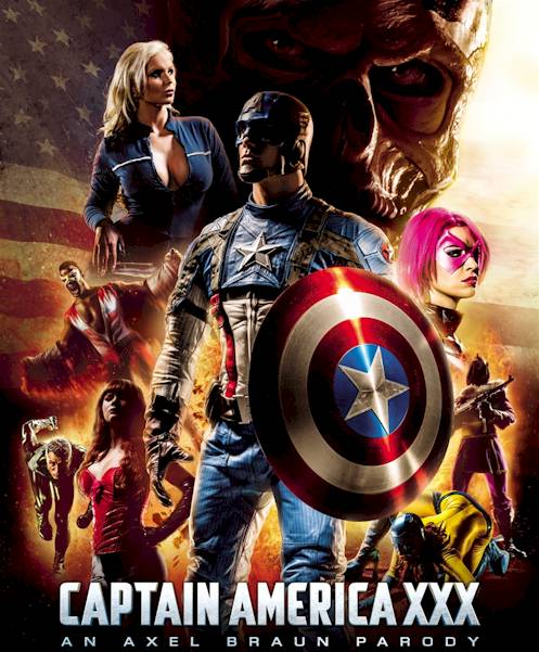 Captain America XXX is Released!