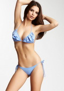 Emily Ratajkowski Models Bikinis