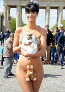 Micaela Schaefer is Basically Naked for Easter